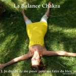 Balance chakra